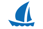 icon sailboat